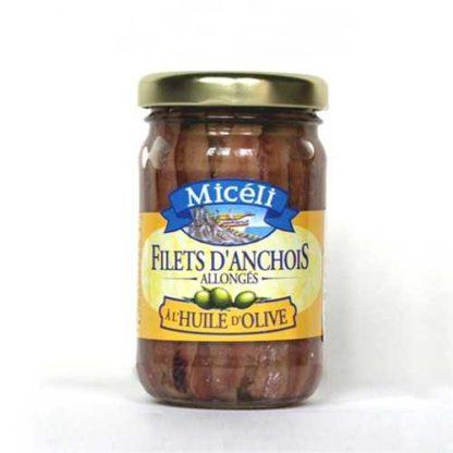 Sardellen Filets (Anchovies) in Olivenöl 105 g