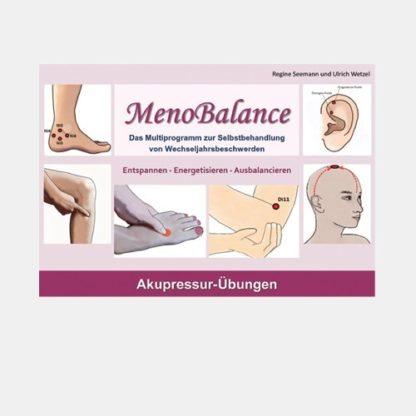 MenoBalance Akupressur Übungen - E-Book