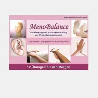 MenoBalance Übungen f.d. Morgen - E-book