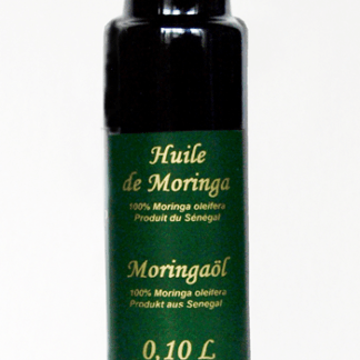 Moringa Öl, 100 ml Flasche